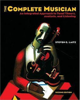 The Complete Musician by Steven G. Laitz