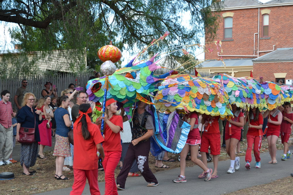 Avoca Dragon Parade