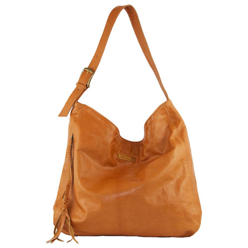 My Happiness Shoulder Bag in Tan — MyIndah