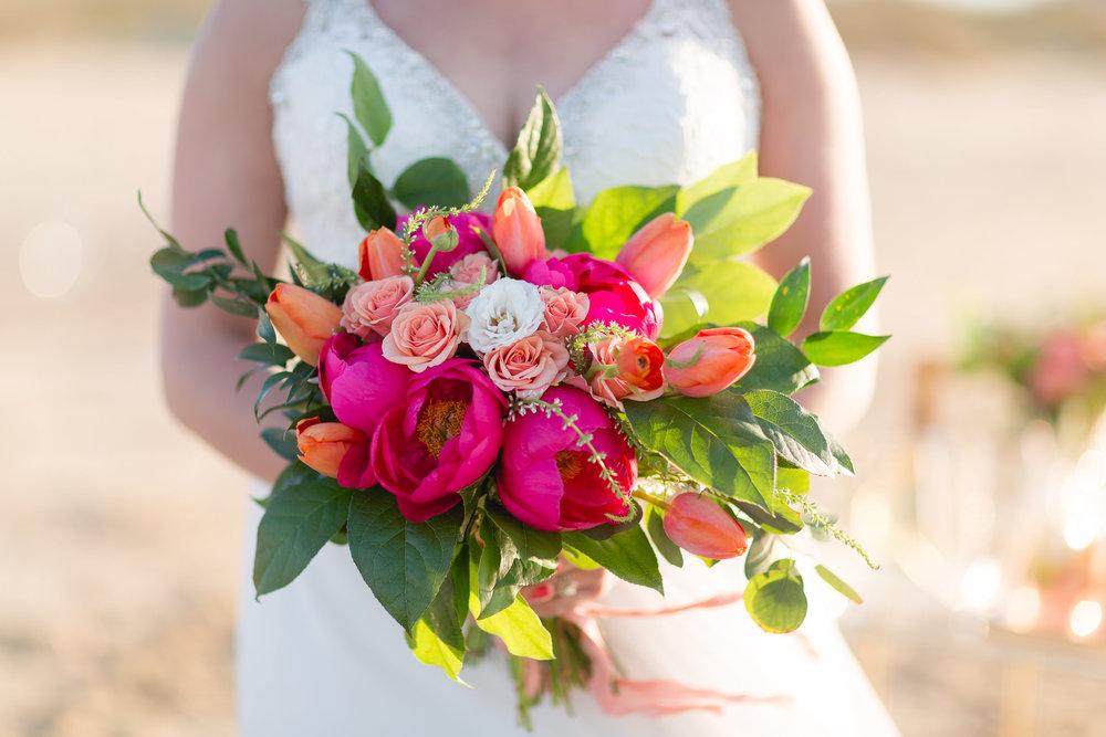 Virginia Beach Bridal Sesson | Hampton Roads Wedding Florist