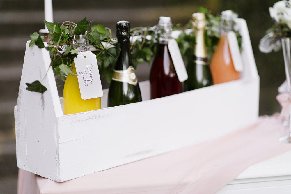 Norfolk Botanical Gardens and Hampton Roads Wedding Florist