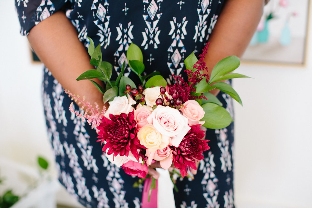 CIE blooms and brunch workshop in Norfolk, Virginia
