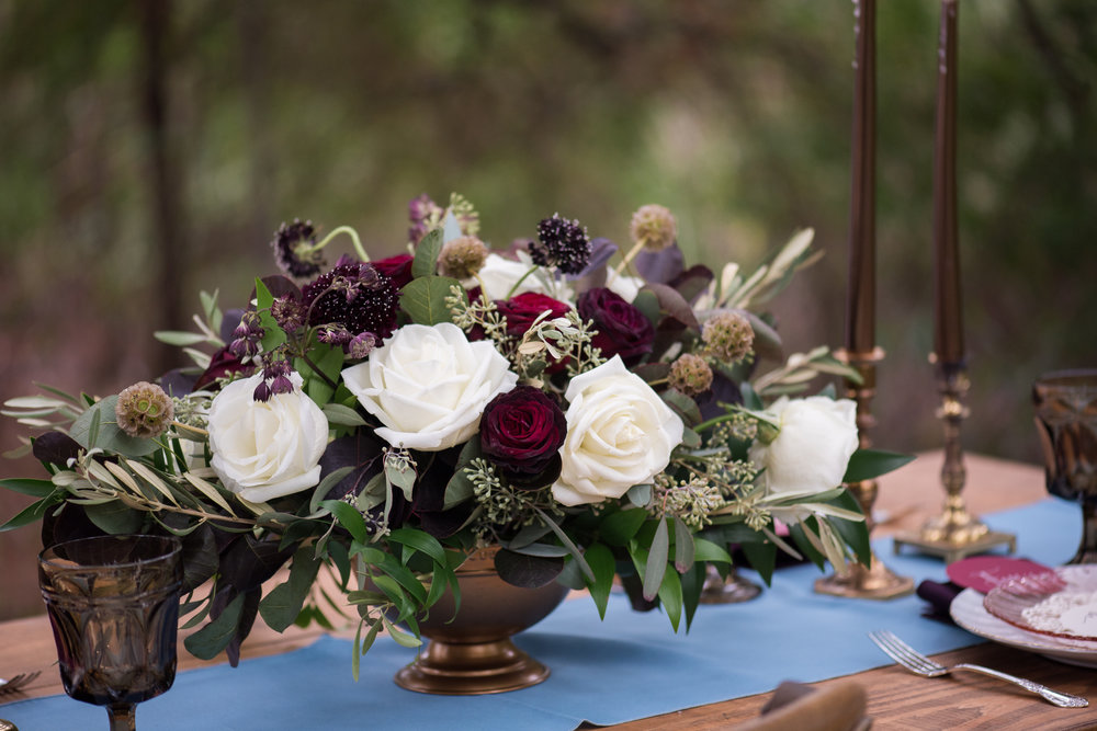 GIlmore Girls Styled Shoot with Courtney Inghram Events Virginia Wedding Florist