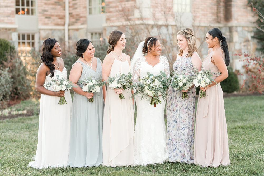 Courtney Inghram Events Charlottesville Wedding Florist Early Mountain Vineyard