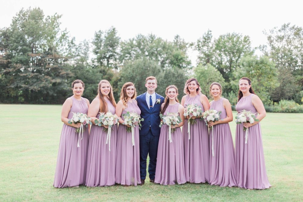 Courtney Inghram Events and Floral Design Virginia Wedding Florist