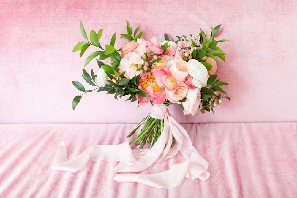 Courtney Inghram Quirk Hotel Richmond Virginia Wedding Florist