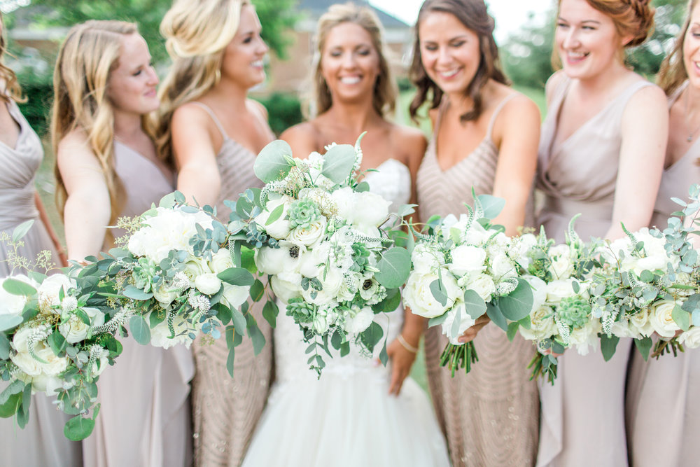 Courtney Inghram Signature at West Neck Virginia Beach Wedding Florist