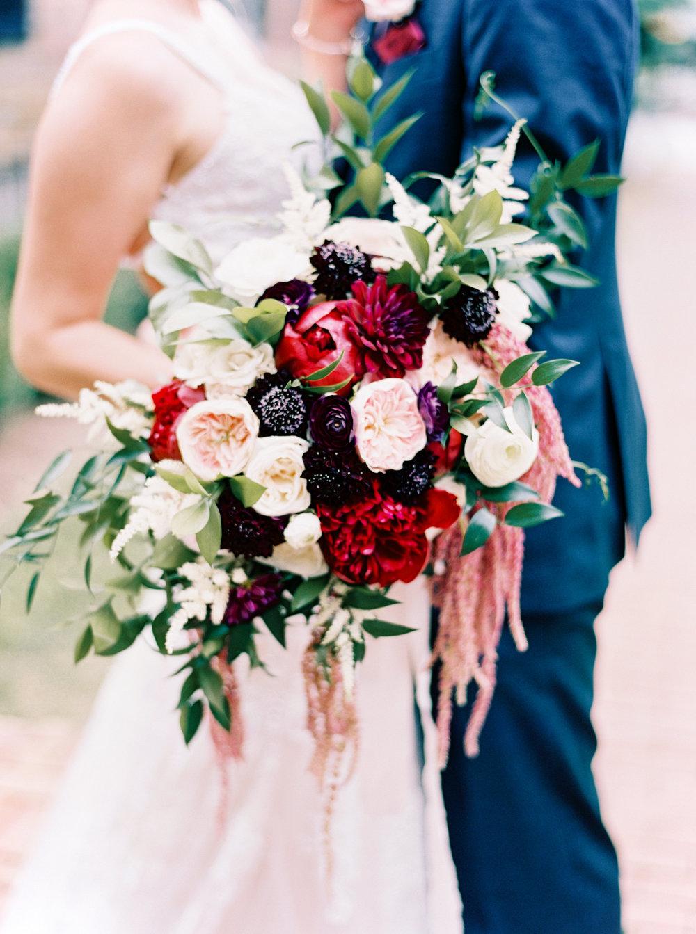 Courtney Inghram Charlottesville Richmond Virginia Wedding Florist