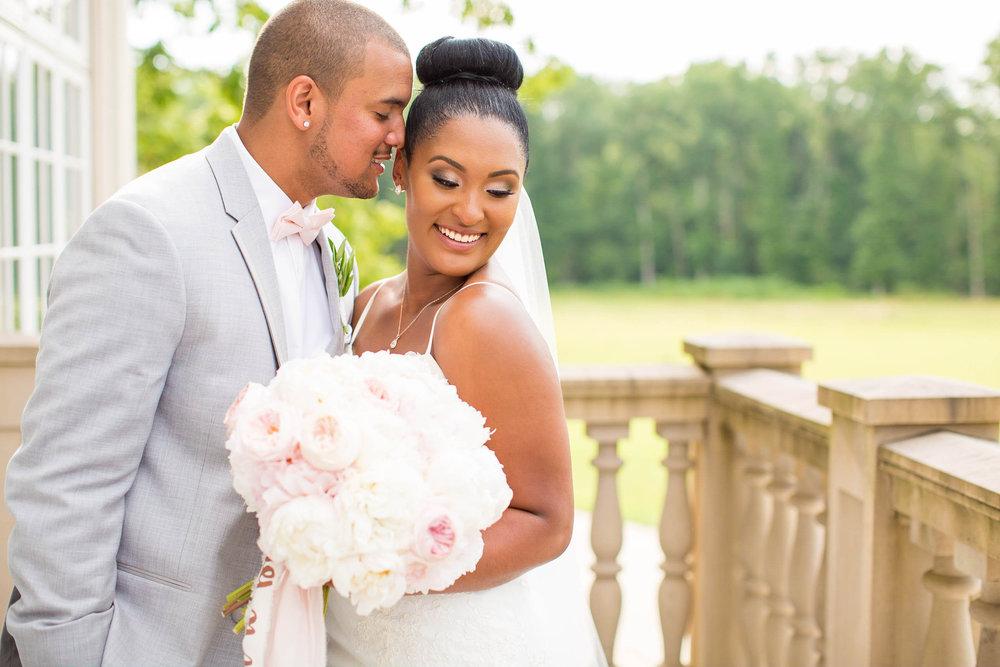 Richmond and Charlottesville Virginia Wedding Florist Courtney Inghram