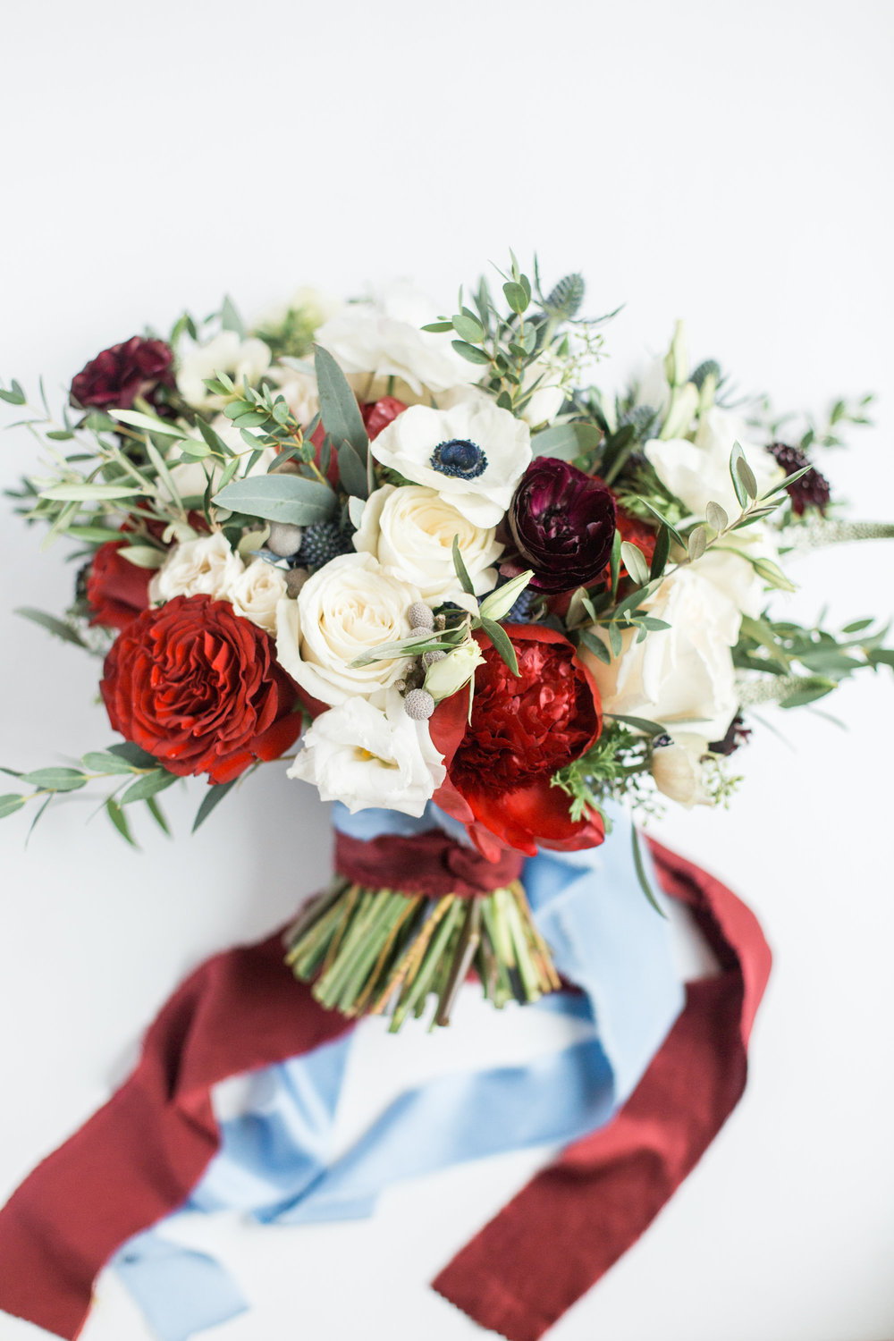 Courtney Inghram Early Mountain Vineyards Charlottesville Wedding Florist