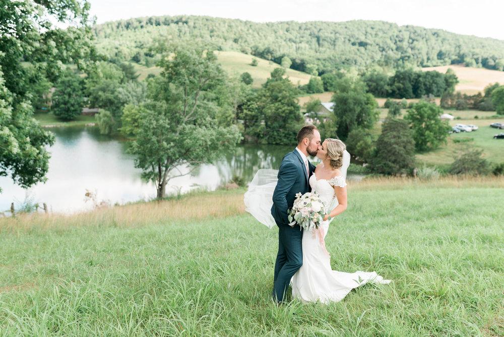Courtney Inghram Big Spring Farm Lexington, Virginia Wedding Florist