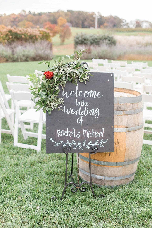 Courtney Inghram Charlottesville Early Mountain Wedding Florist Virginia