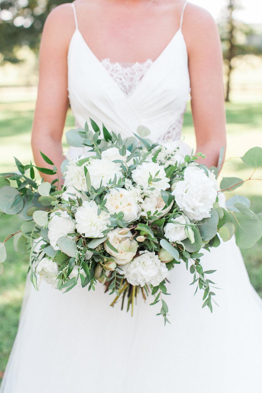 Courtney Inghram Mount Ida Wedding Charlottesville Florist