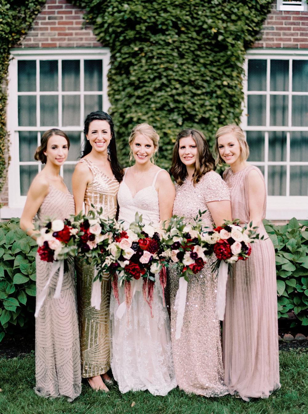 Courtney Inghram Wedding Florist Tidewater Inn Maryland Eastern Shore