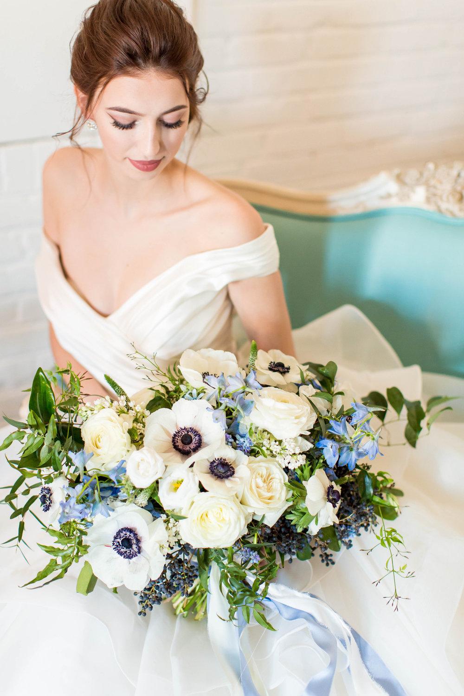 Courtney Inghram Richmond Virginia Wedding Florist