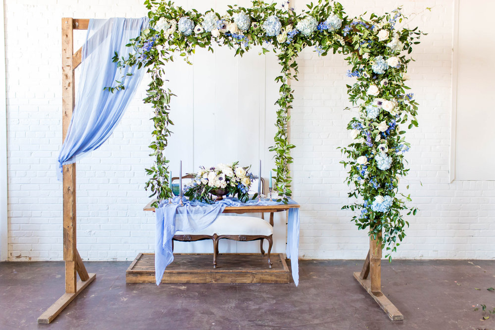 Courtney Inghram Richmond Virginia Wedding Florist