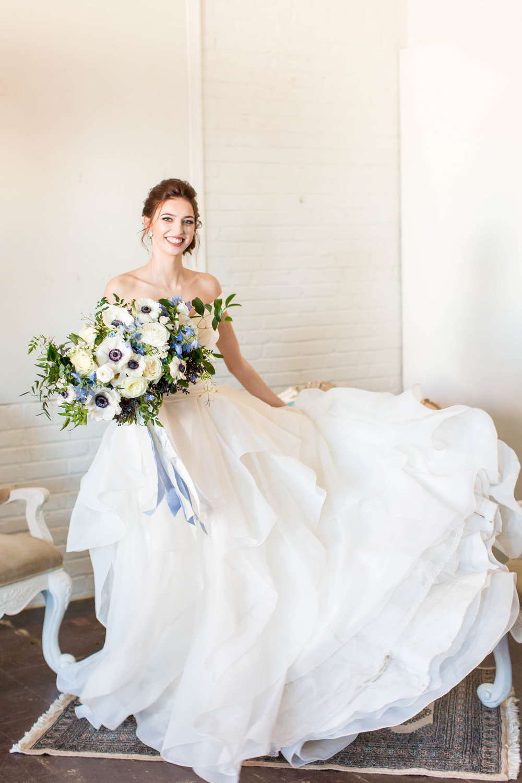 Courtney Inghram Hopet Taylor Photo Richmond Virginia Florist