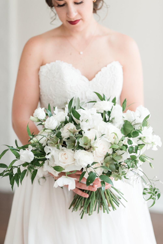 Courtney Inghram Historic Post Office Wedding Florist