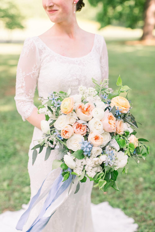 Courtney Inghram Inn at Westwood Farm Charlottesville Wedding Florist