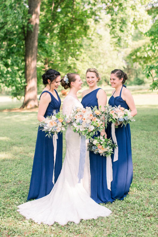 Courtney Inghram Inn at Westwood Farm Wedding Florist Charlottesville Virginia
