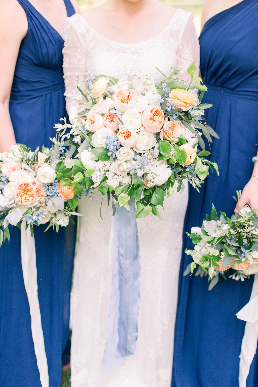 Inn at Westwood Farm Wedding Florist Courtney Inghram