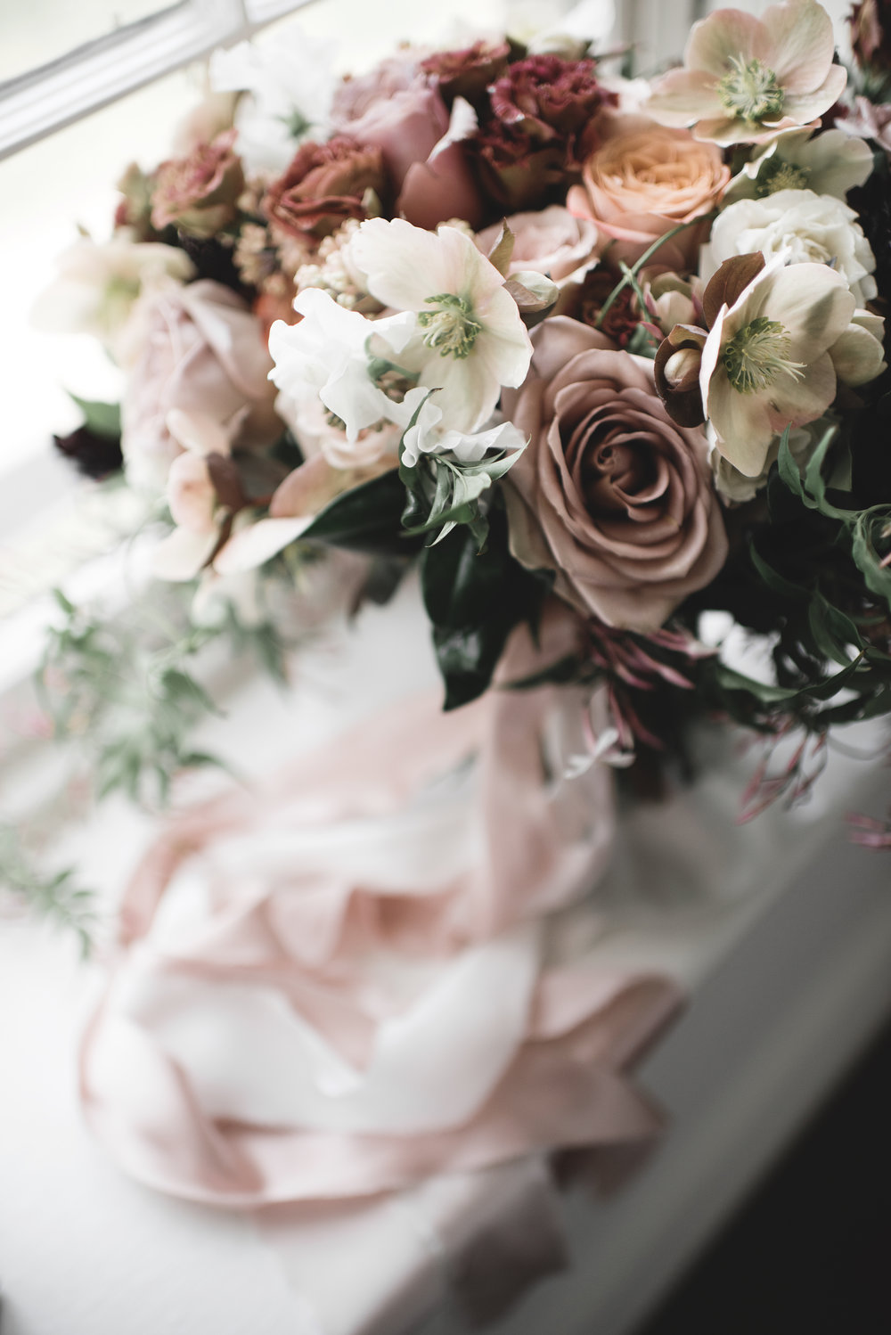 Courtney Inghram Westover Plantation Wedding Florist