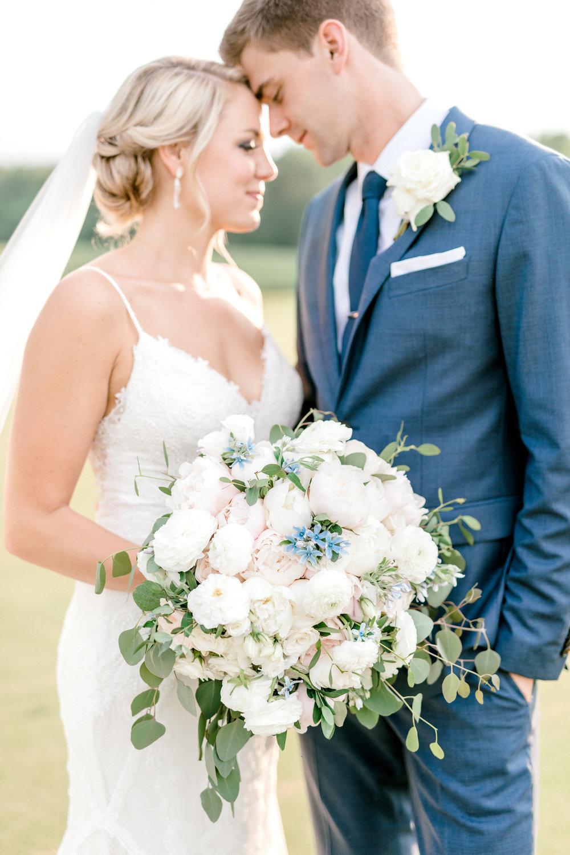 Courtney Inghram Richmond Wedding Florist Independence Golf Club