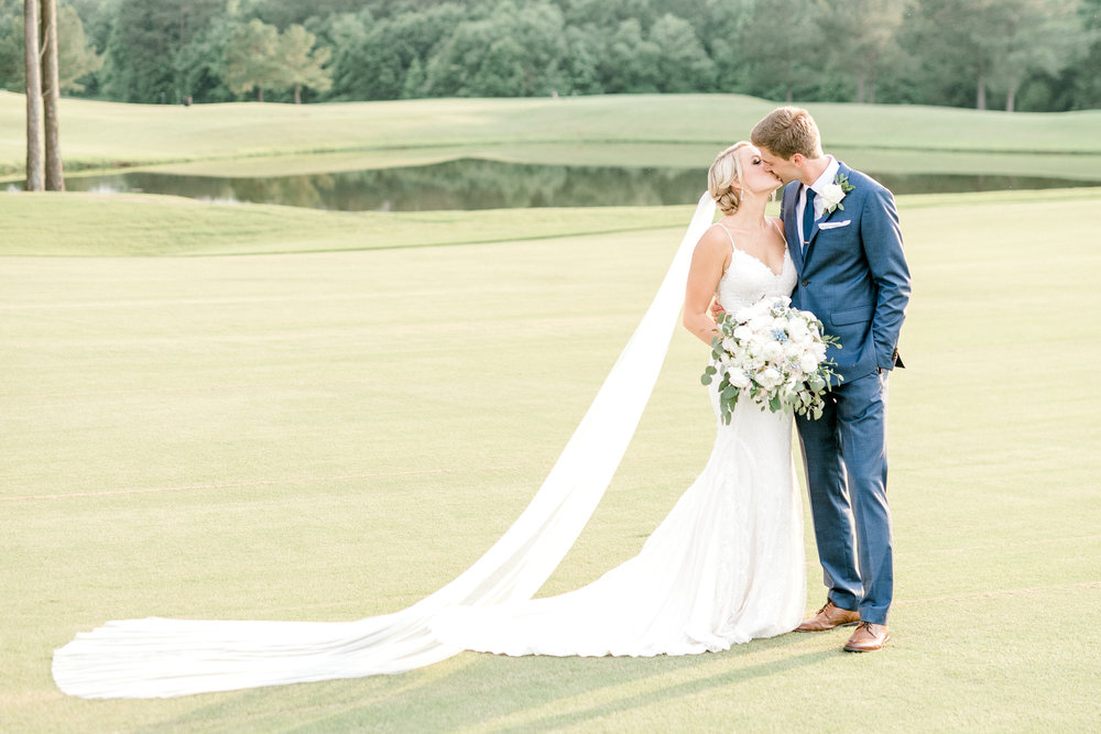 Courtney Inghram Richmond Wedding Florist Independence Golf Club