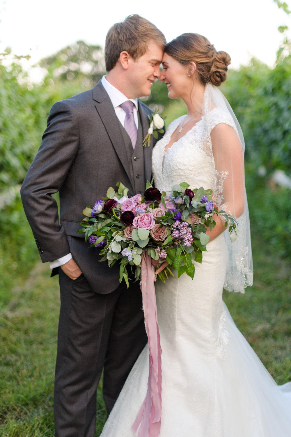 Courtney Inghram Upper Shirley Vineyard Charles City Richmond Wedding Florist