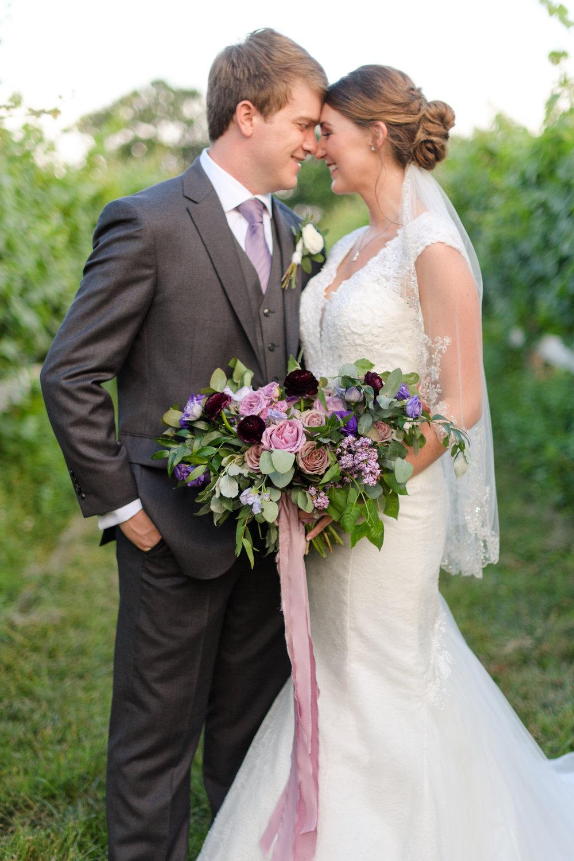 Courtney Inghram Upper Shirley Vineyard Charles City Richmond Wedding Florist