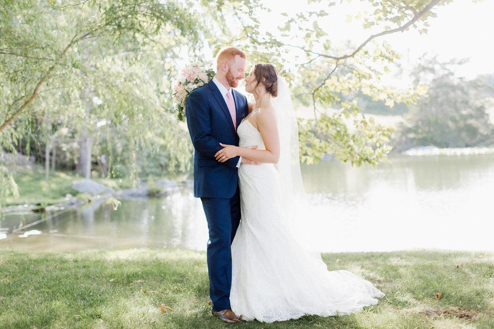 Courtney Inghram Big Spring Farm Wedding Florist Lexington, Virginia