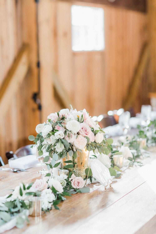 Courtney Inghram Big Spring Virginia Wedding Florist