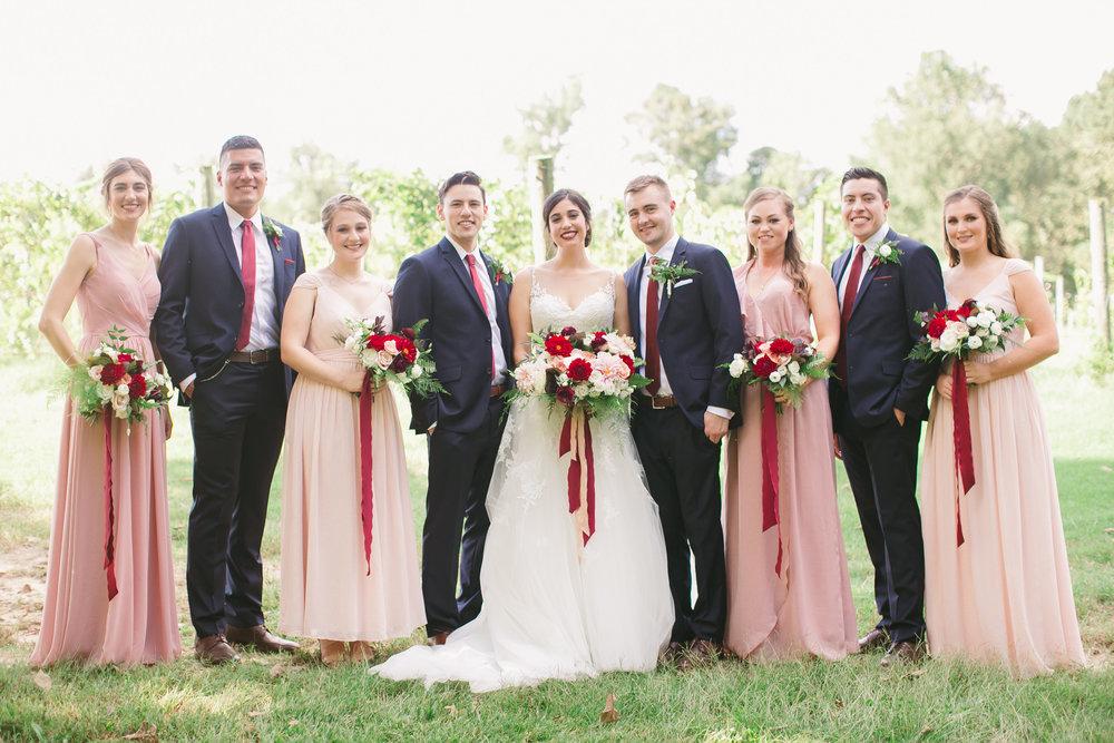 Courtney Inghram Ashton Creek Richmond Virginia Wedding Florist