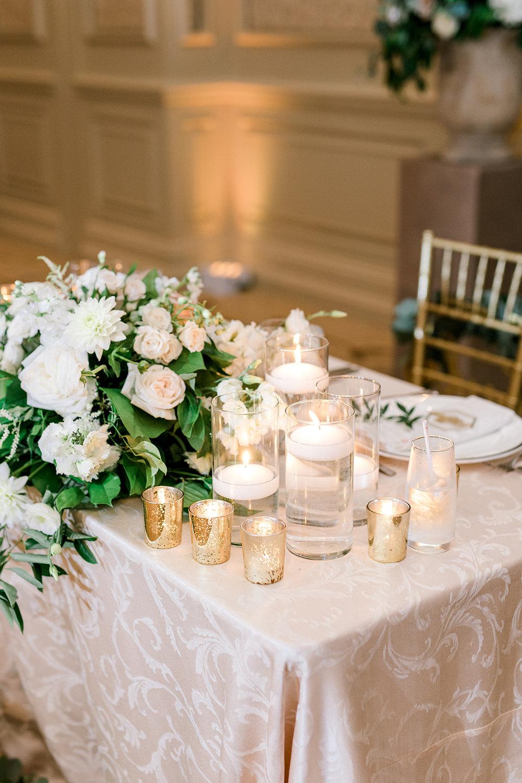 Courtney Inghram Salamander Resort Washington DC Wedding Persian Florist