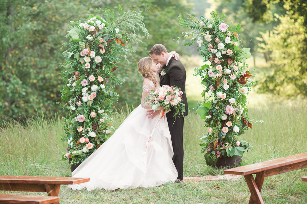 Courtney Inghram Katelyn James Photography Richmond Virginia Wedding Florist