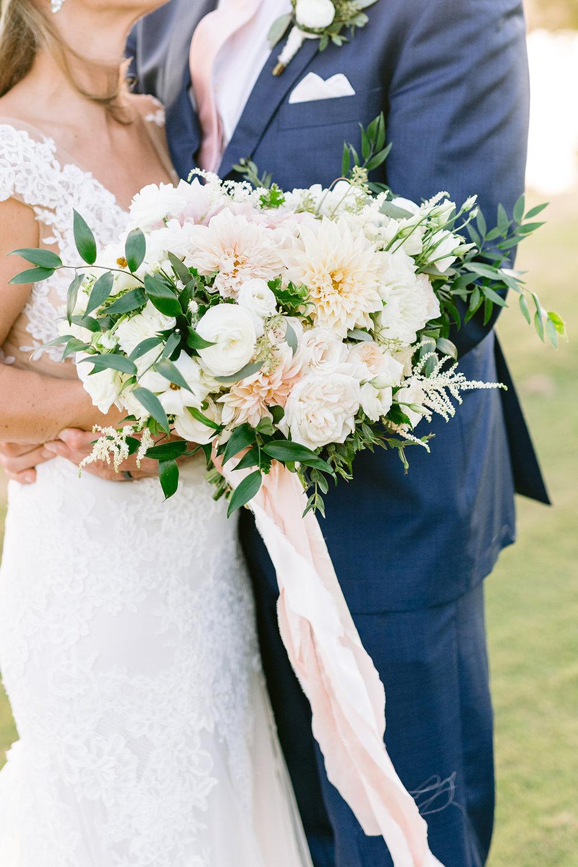 Courtney Inghram Richmond Virginia Wedding Florist Kilmarnock Waterfront Wedding