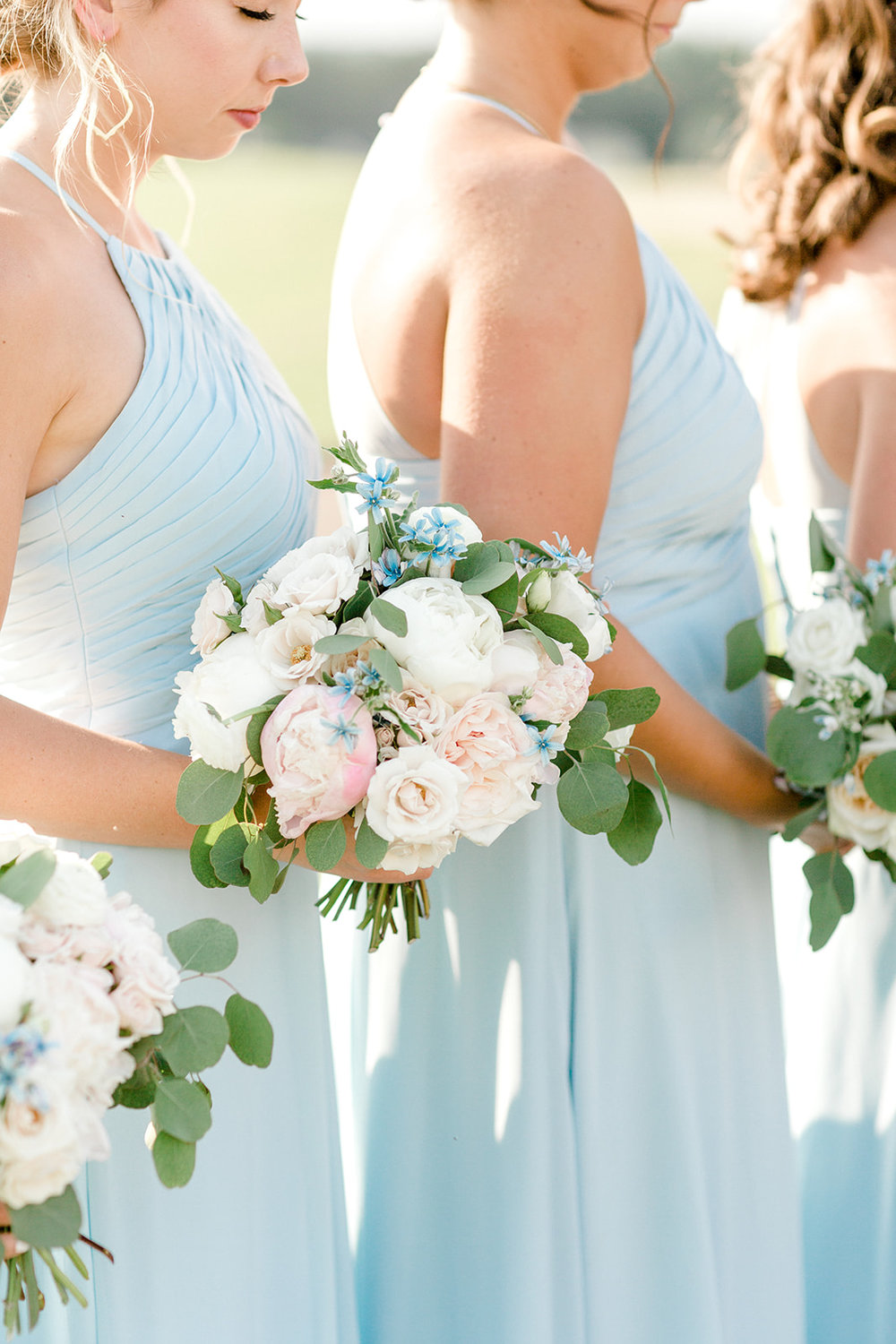 Courtney Inghram Independence Golf Club Richmond Virginia Wedding Florist
