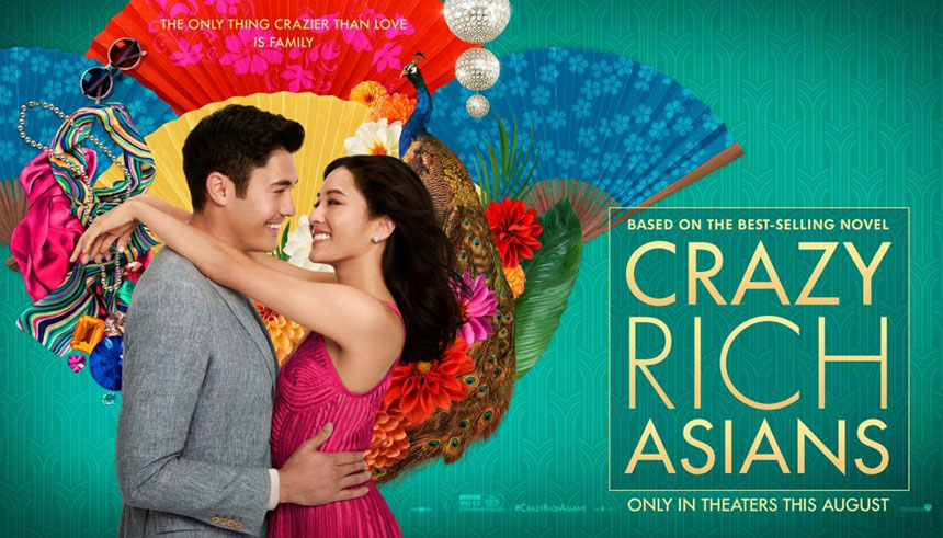 Crazy Rich Asians: - a Hollywood Milestone or Simply a Stereotyping Chick Flick?