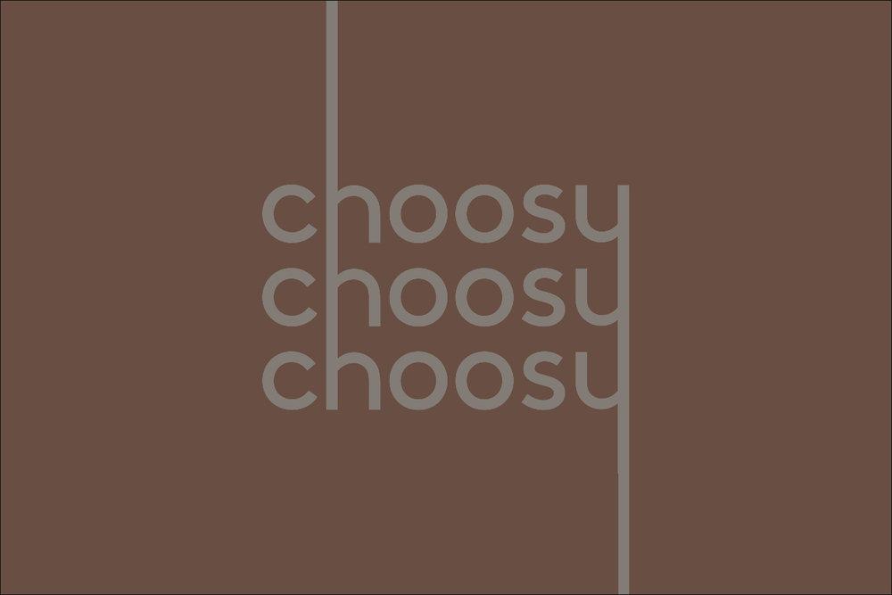 Get Choosy: Instagram Branding Remix  -