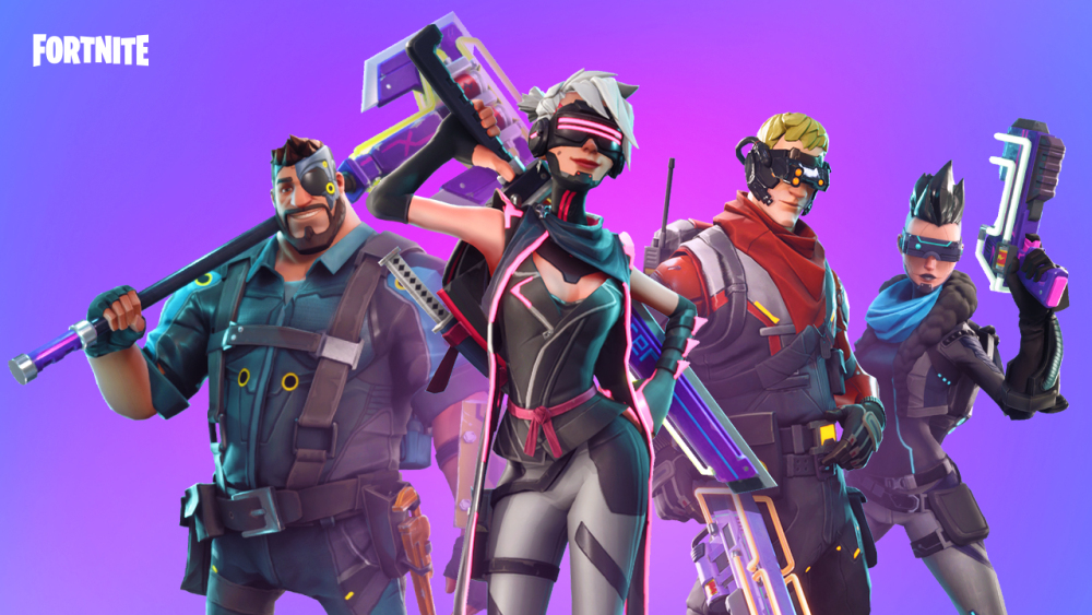 Fortnite. The Non-Gamer's Game -