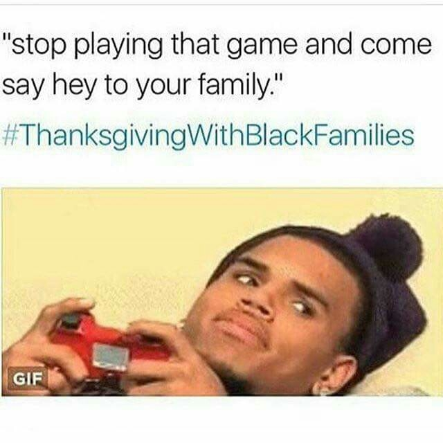 #ThanksgivingWithBlackFamilies - What brands and advertisers can learn from black Twitter.