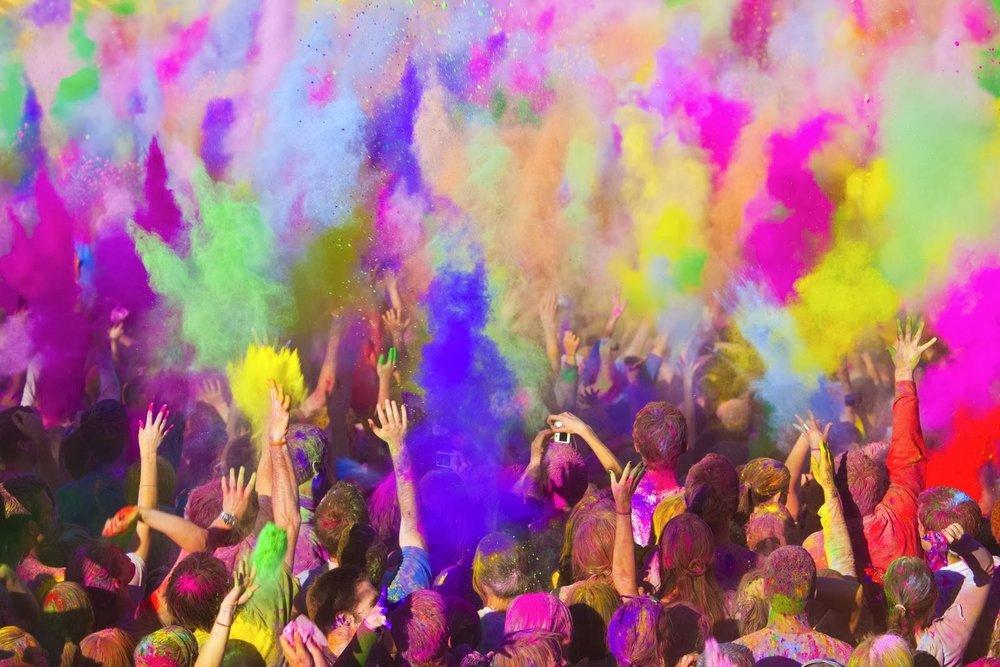 Houston Holi in Colors -