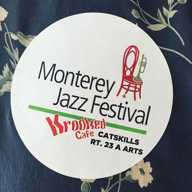 With @23artsinitiative  and @montereyjazzfestival  in Tannersville! Join us tonight at the Orpheum, 7:30pm