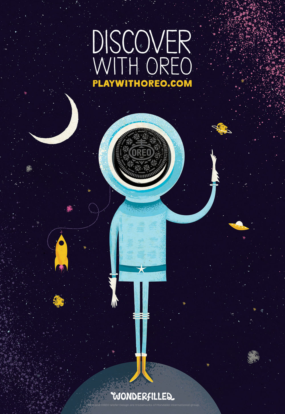 Discover With Oreo - Andrew Bannecker