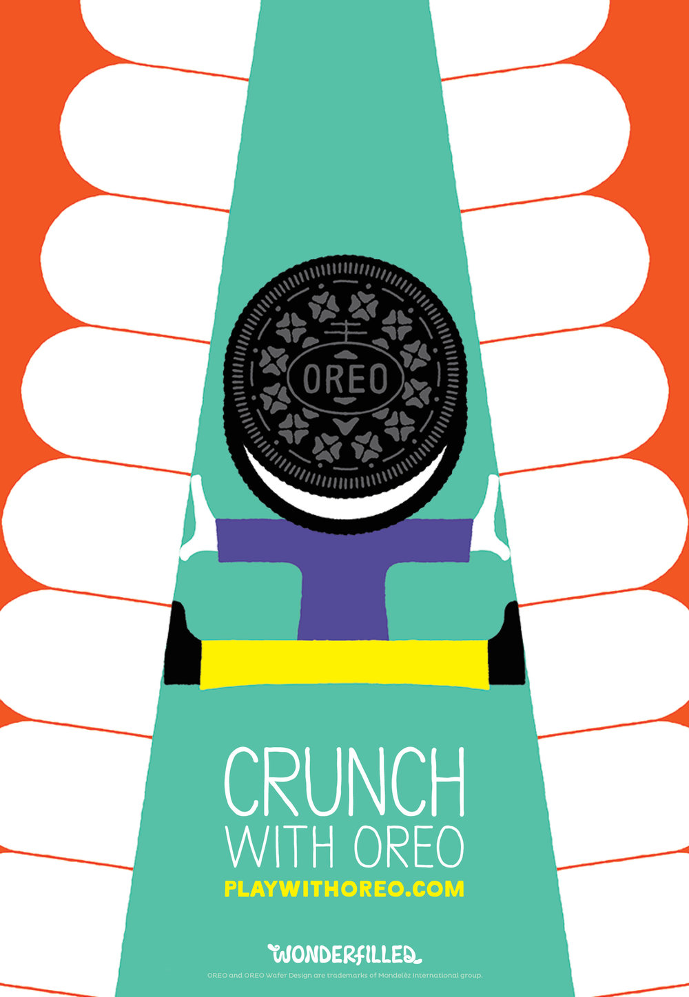 Crunch With Oreo - Ryan Todd