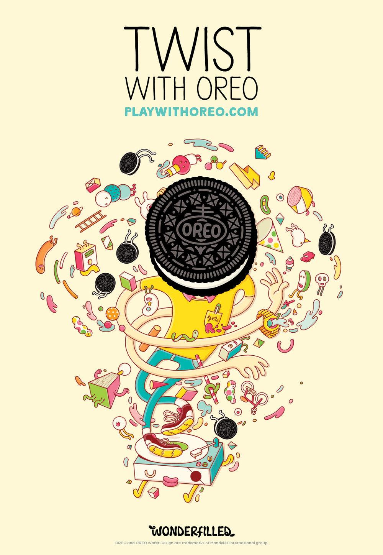 Oreo Head - Brosmind