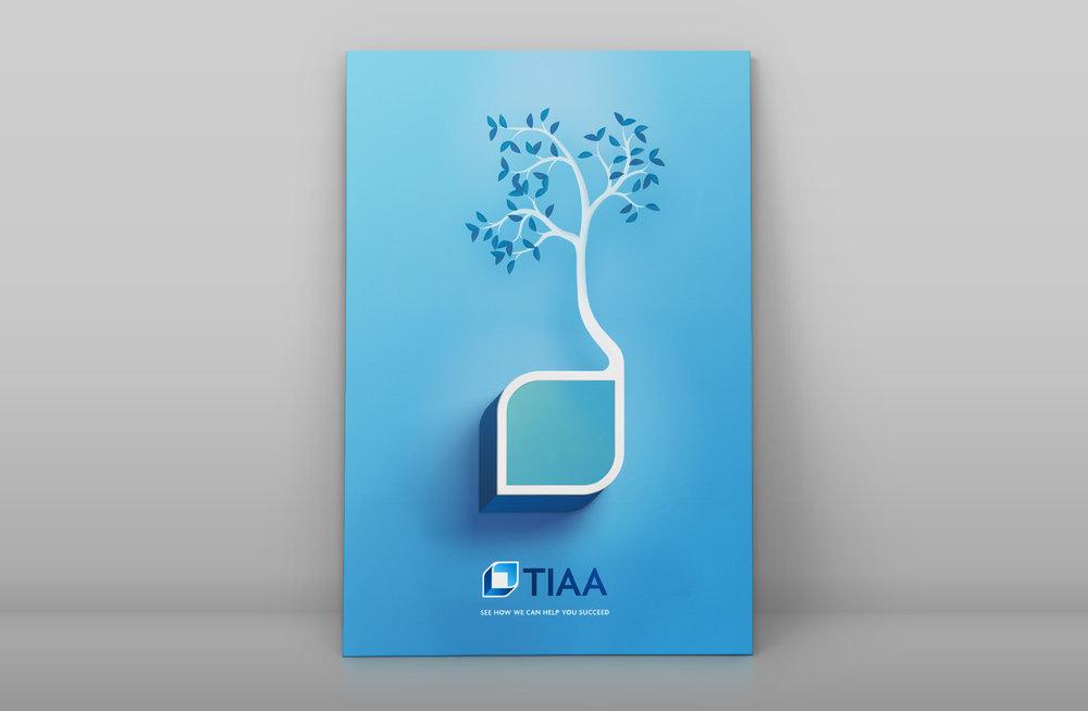 TIAA poster