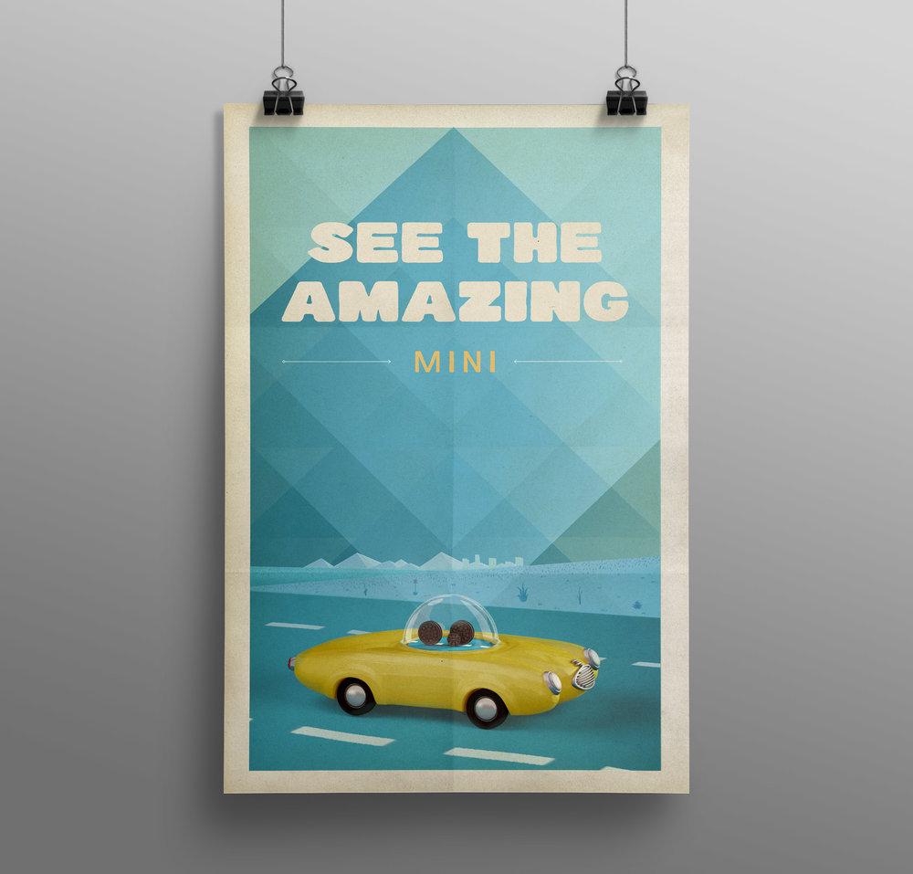 The Amazing Mini Poster