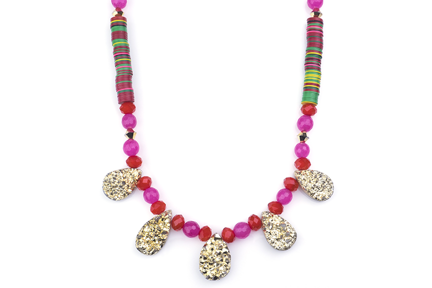 The Rajasthan Necklace by SJO JEWELRY