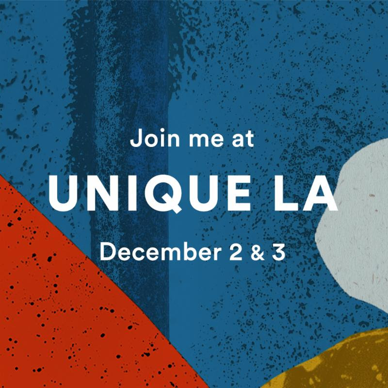 SJO JEWELRY will be sharing a booth with our bud, PAPER 8 APPAREL (Booth #254) Get your tix to Unique LA  here